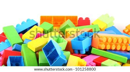 Block building.