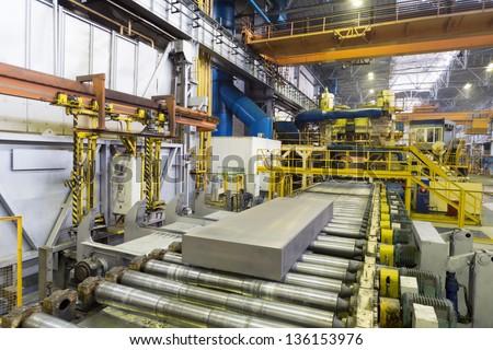 Block Of Aluminum Platten Pressing Machine Of Rolling Mill
