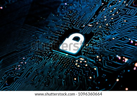 Blockchain and Classification of data That helps to be more transparent and valuable  scrutiny. Technology that brings safety and reliability concept. #1096360664