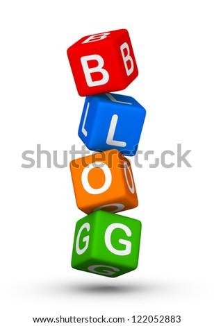 blog vertical symbol
