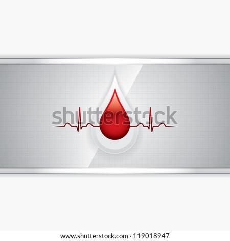 Blood donation.Medical background