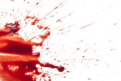 Pool of Blood on the pavement - Free Stock Photo by sn4tch on