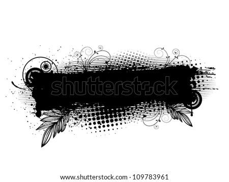 Blot banner