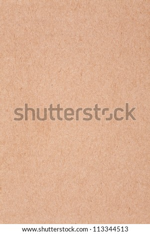 blotting paper background, rough brown cardboard texture