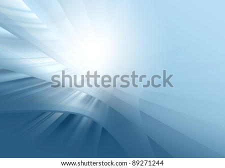 Blue  abstract background for various  design artworks, cards