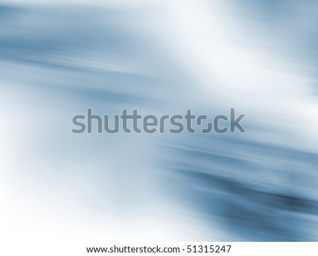 blue abstract background good for presentations - stock photo