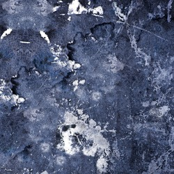 Blue abstract grunge texture