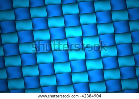 Blue abstract lit up texture background illustration