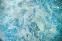 Blue agate. Texture for design. 2D iliustration