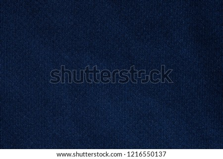 Blue background, Close up texture of blue fabric or jersey pattern use for web design and wallpaper background  #1216550137