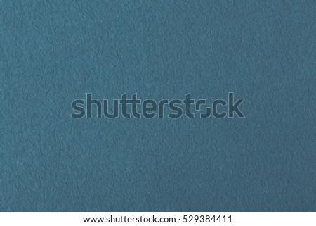 Blue background of fiber felt. High resolution photo.