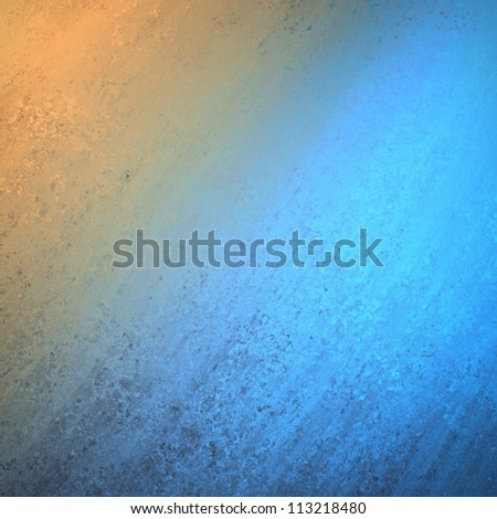 Poster Blue Background Blue Background or Abstract