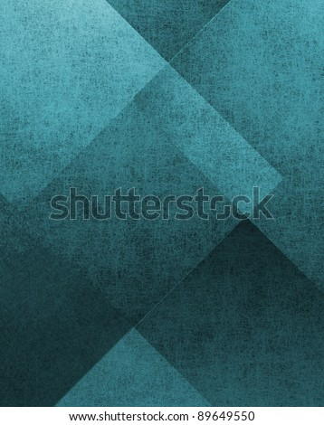 blue background or black background with old parchment vintage grunge background texture in art abstract background block layout design on blue paper is faded distressed background grungy shapes