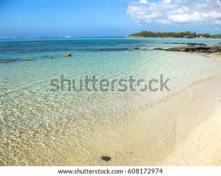 blue bay beach marine park is...
