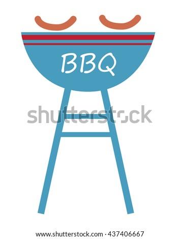 Blue BBQ