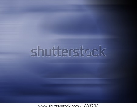 blue blur background showing movement
