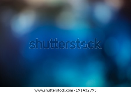 Blue bokeh abstract background #191432993