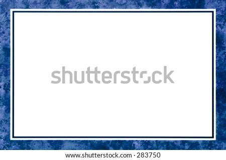 Blue border #283750