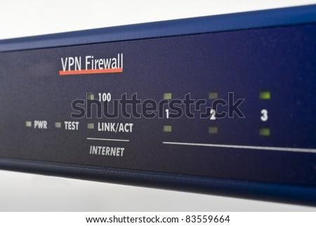 blue broadband internet firewall router