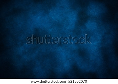 Blue canvas abstract texture background