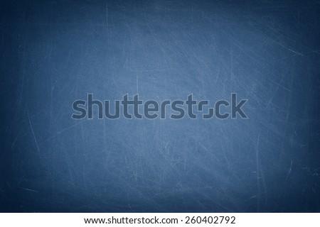 Blue chalkboard / blackboard