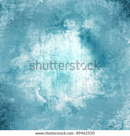 blue christmas grunge texture background