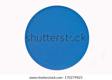 Blue circles on white background #170279825