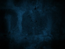Blue color cement texture and shadow for backgrounds