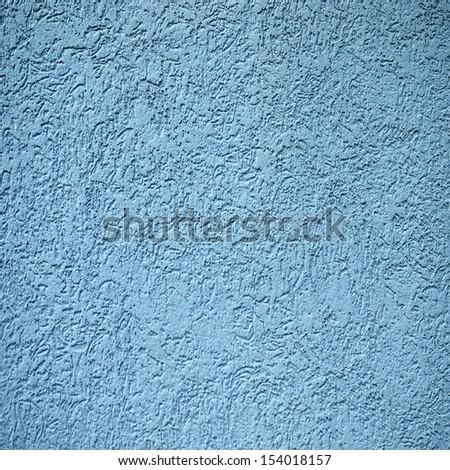 Blue concrete wall texture