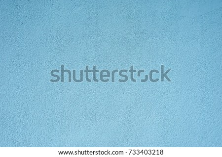 Blue Concrete wall texture
