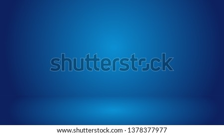 Blue 3d. background