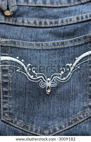 blue jean purse pattern free patterns