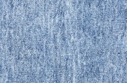 Blue denim texture background in 1990s style.