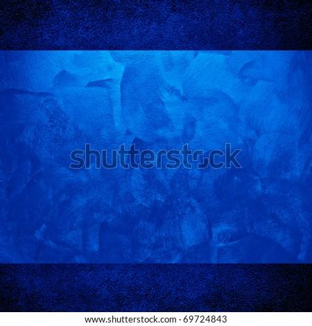 blue design background