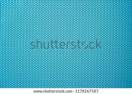 Blue Distress. Dot Texture Background. Dotted Texture. #1178267587