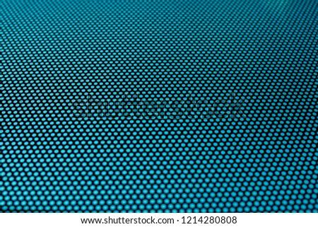 Blue dots background ,Blue dots texture #1214280808