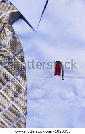 striped tie with a striped shirt. shirt with striped tie and