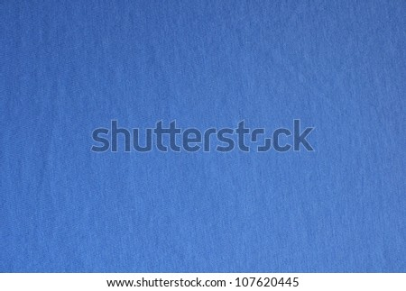 Blue fabric, high detailed