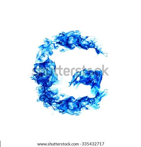 Royalty Free Blue Fire Letter A 348129065 Stock Photo Avopix Com