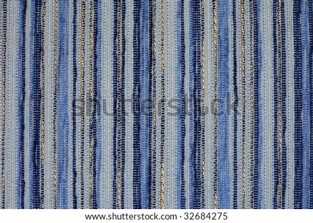 Blue Furniture Fabric Texture Perfect To Use As A Background Ez