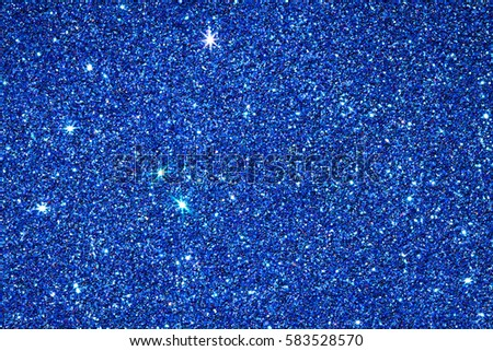 blue glitter texture surface  background