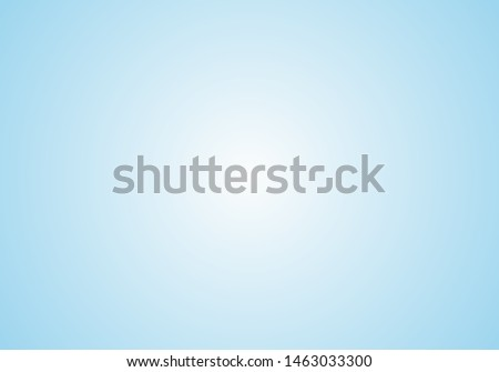 Blue Gradient abstract background. Blue template background. Blue empty room studio gradient used for background