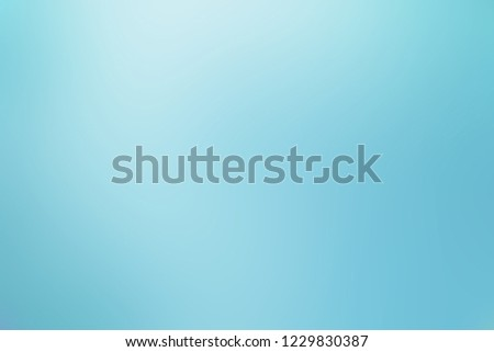 blue gradient abstract background with soft smooth shiny texture at centre.