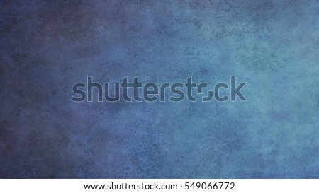 Blue Graduated hand-painted backdrops #549066772