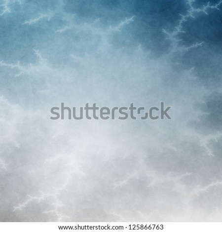 Blue Grunge Abstract Background,Mix Media