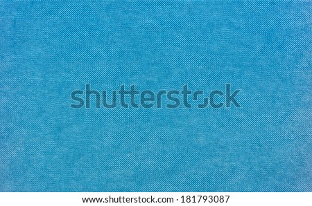 Blue hardback book cover abstract texture background