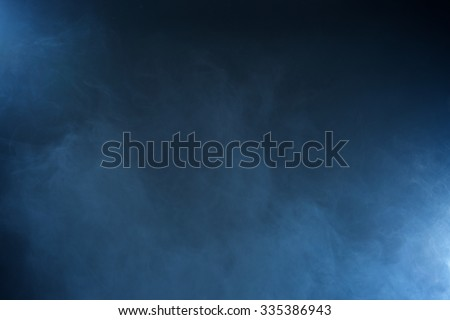 Blue hazy background texture.