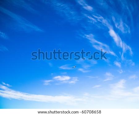 Blue Heavens