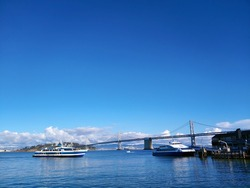 Blue Holidays in Sanfrancisco USA