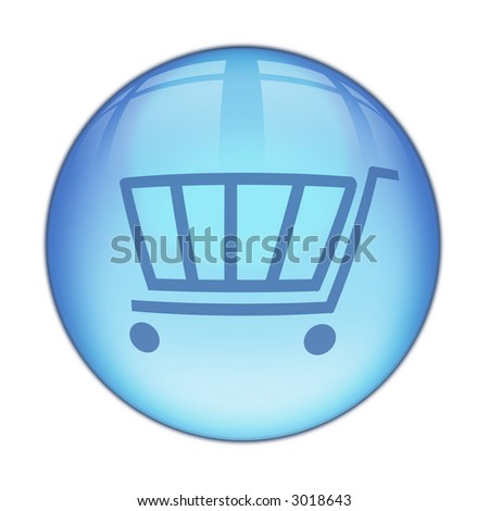 shopping cart icon. with a shopping cart icon